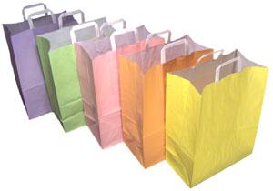 250-Papier-Tragetaschen-5-Farben-32-17x43cm