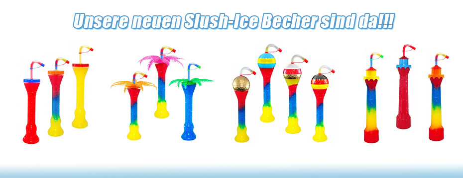 Slush Ice Becher