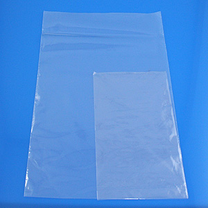 1.000 PE-Flachbeutel, 30my, transparent, 80x120mm