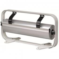 Tisch-Abroller für Papier und Folie, 50cm, STANDARD 151, hellgrau