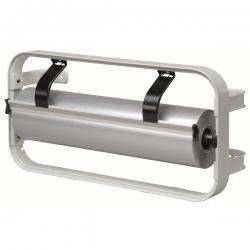 Wand-Abroller für Papier, 30cm, STANDARD 152, hellgrau