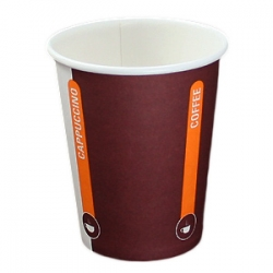Coffee to go Becher, 0,2l, 1.000 Stück, Hartpapierbecher